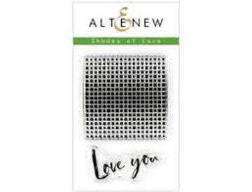 Altenew® Shades of Love stamps