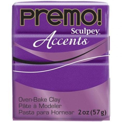 Premo Sculpey Accents - Purple Pearl