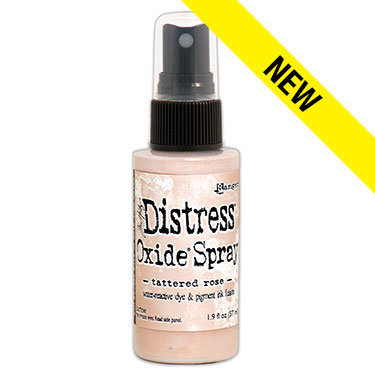 Tim Holtz Distress® Oxide® Spray - Tattered Rose