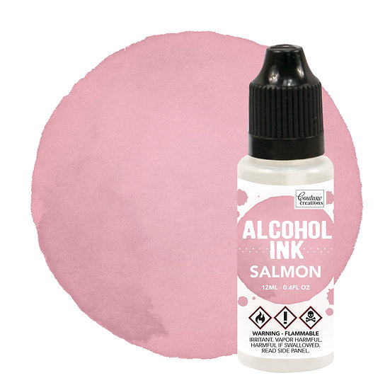 Couture Creations Alcohol Ink - Salmon