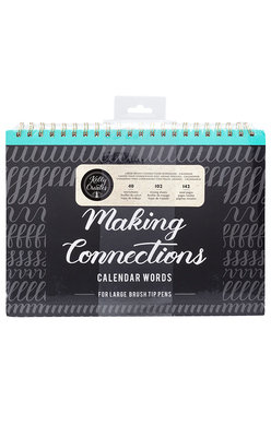 Kelly Creates Workbook - Calendar Words