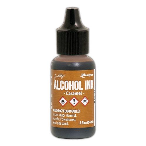 Ranger Alcohol Ink - Caramel - 14ml