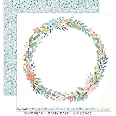 Cocoa Vanilla® Daydream - 12 x 12 Paper - Daisy Days
