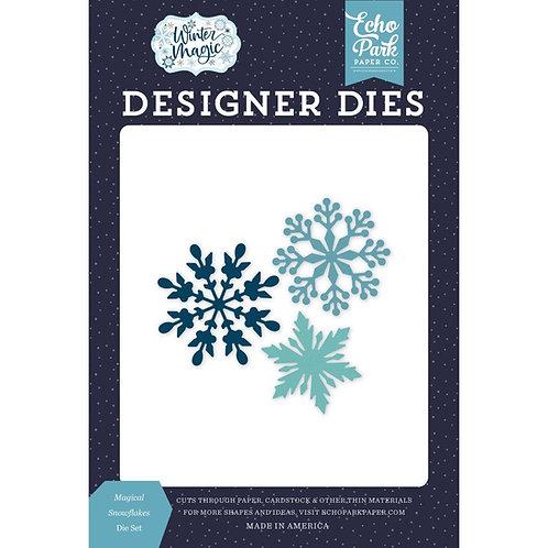 Echo Park Dies - Magical Snowflakes