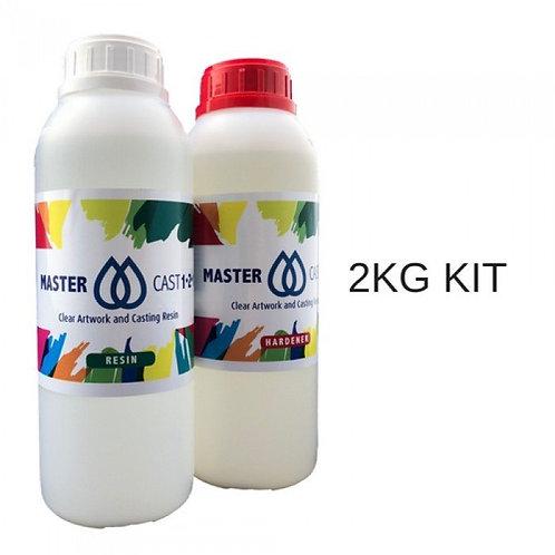 Mastercast 1-2-1 2kg kit