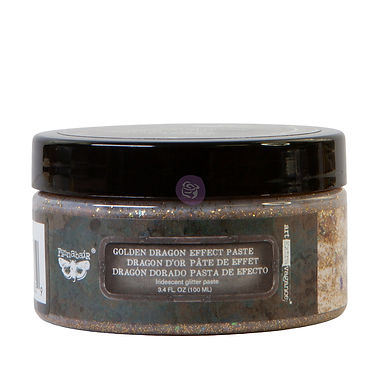Art Extravagance – Golden Dragon Effect Paste –  100ml