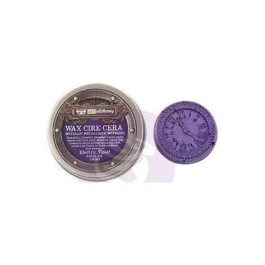 Art Alchemy - Metallique Wax - Electric Violet