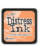 Tim Holtz® Mini Distress Ink Pad - dried marigold