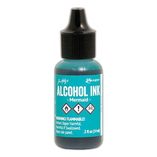 Ranger Alcohol Ink - Mermaid - 14ml