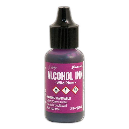 Ranger Alcohol Ink - Wild Plum - 14ml