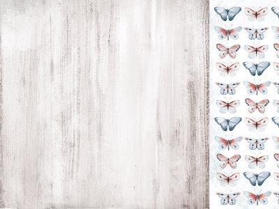 Kaisercraft® Flower Shoppe 12x12 Scrapbook Paper - Glass House