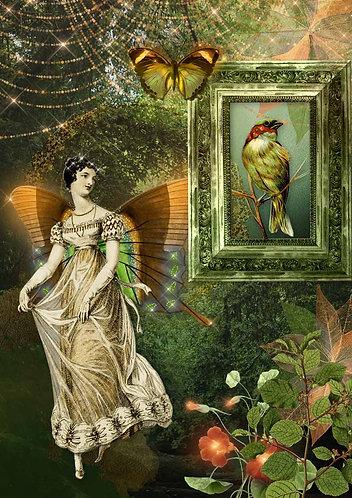 Decoupage Queen® Decoupage Paper - Woodland Fairy