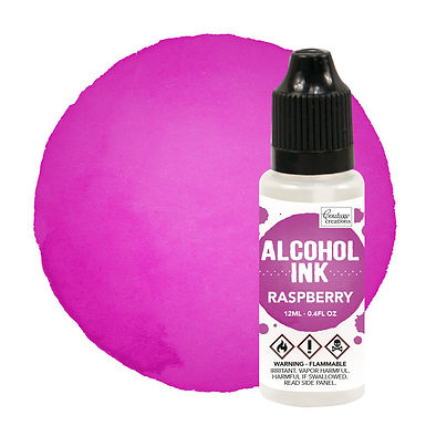Couture Creations Alcohol Ink - Raspberry