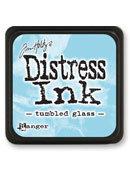 Tim Holtz® Mini Distress Ink Pad - tumbled glass
