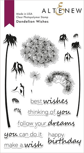 Altenew® Dandelion Wishes
