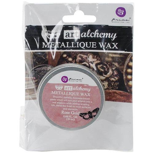 Art Alchemy - Metallique Wax - Rose Gold