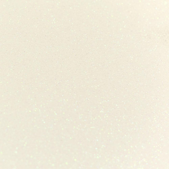 A4 Glitter Cardstock - White 10 Sheets