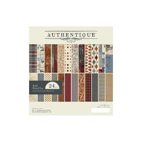 Authentique® 8 x 8 Bundle Collection - Mister