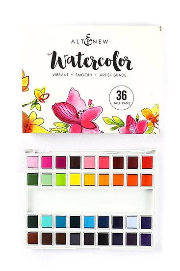Altenew® 36 pan Watercolor Set