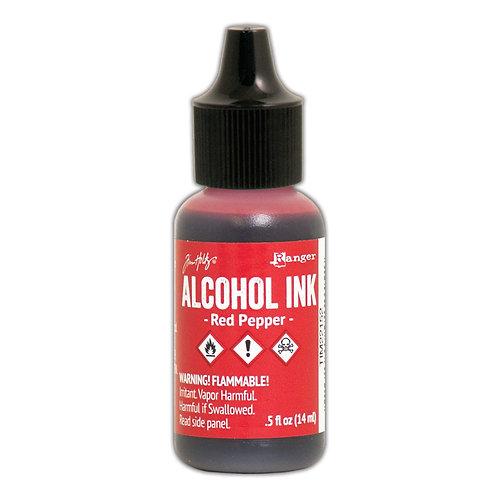 Ranger Alcohol Ink - Red Pepper - 14ml