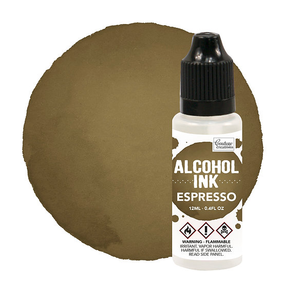 Couture Creations Alcohol Ink - Espresso