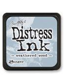 Tim Holtz® Mini Distress Ink Pad - weathered wood