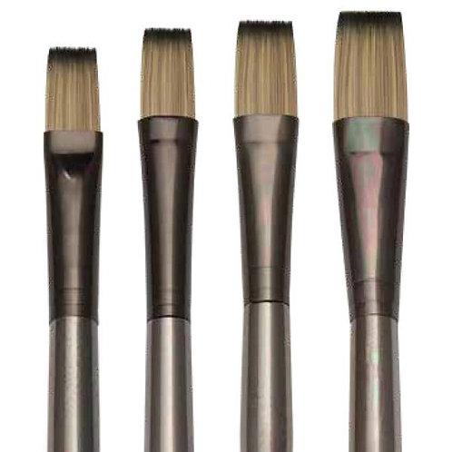 Royal Langnickel Zen Series 53 Flat Brushes