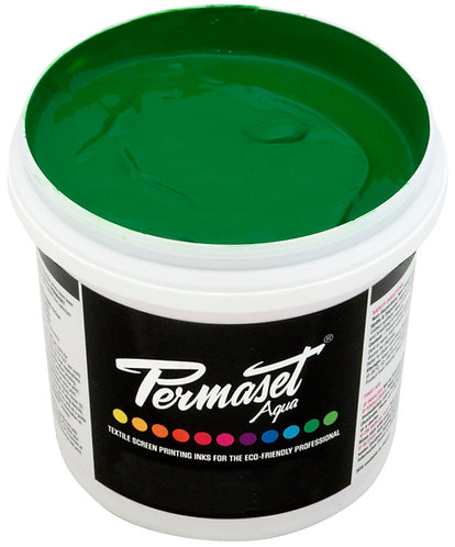 Permaset Aqua - 300ml - Mid Green