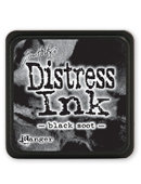 Tim Holtz® Mini Distress Ink Pad - black soot