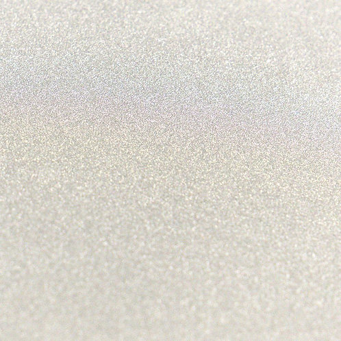 A4 Glitter Cardstock - Silver 10 Sheets