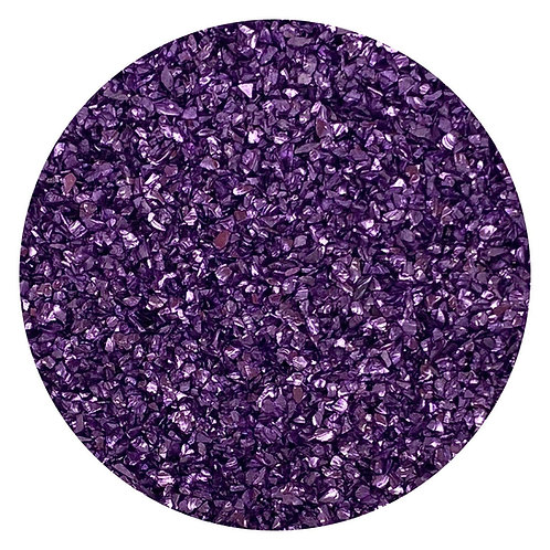 Colour Passion® Glass Glitter - Ritzy Grape