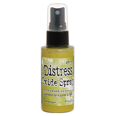 Tim Holtz Distress® Oxide® Spray - Crushed Olive