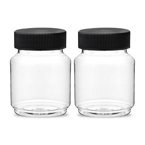 60ml - 2pkt Empty Refillable Jar