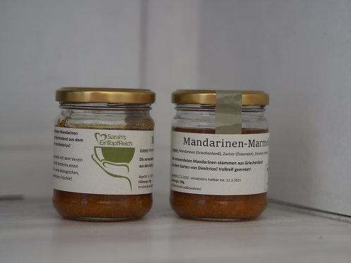 Mandarinen - Marmelade