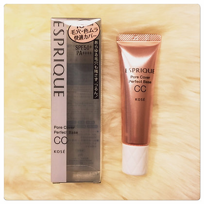 ESPRIQUE PORE COVER PERFECT BASE CC