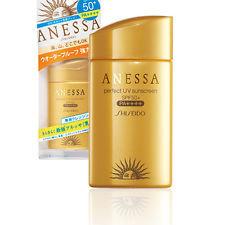 SHISEIDO ANESSA Perfect UV sunscreen SPF50+ PA++++