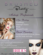 Brushed Beauty Flyer
