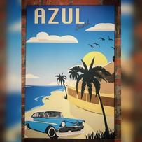 Digital Illustration - Beach 1