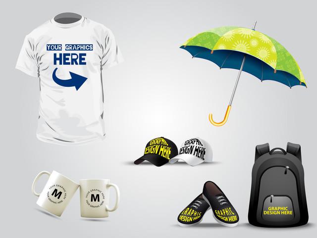 Promotional Merchdiser Design