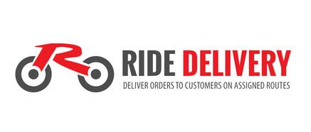 Logo Ride Delivery