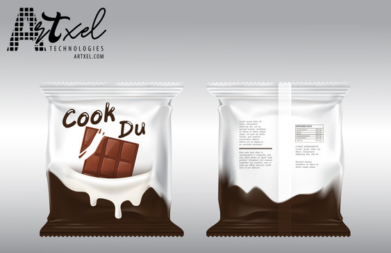 Packaging Design Chocalate Chips