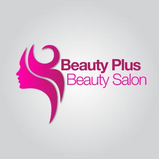 Logo Beauty Plus Beauty Salon