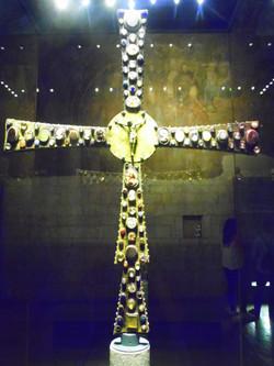 The Desiderio cross