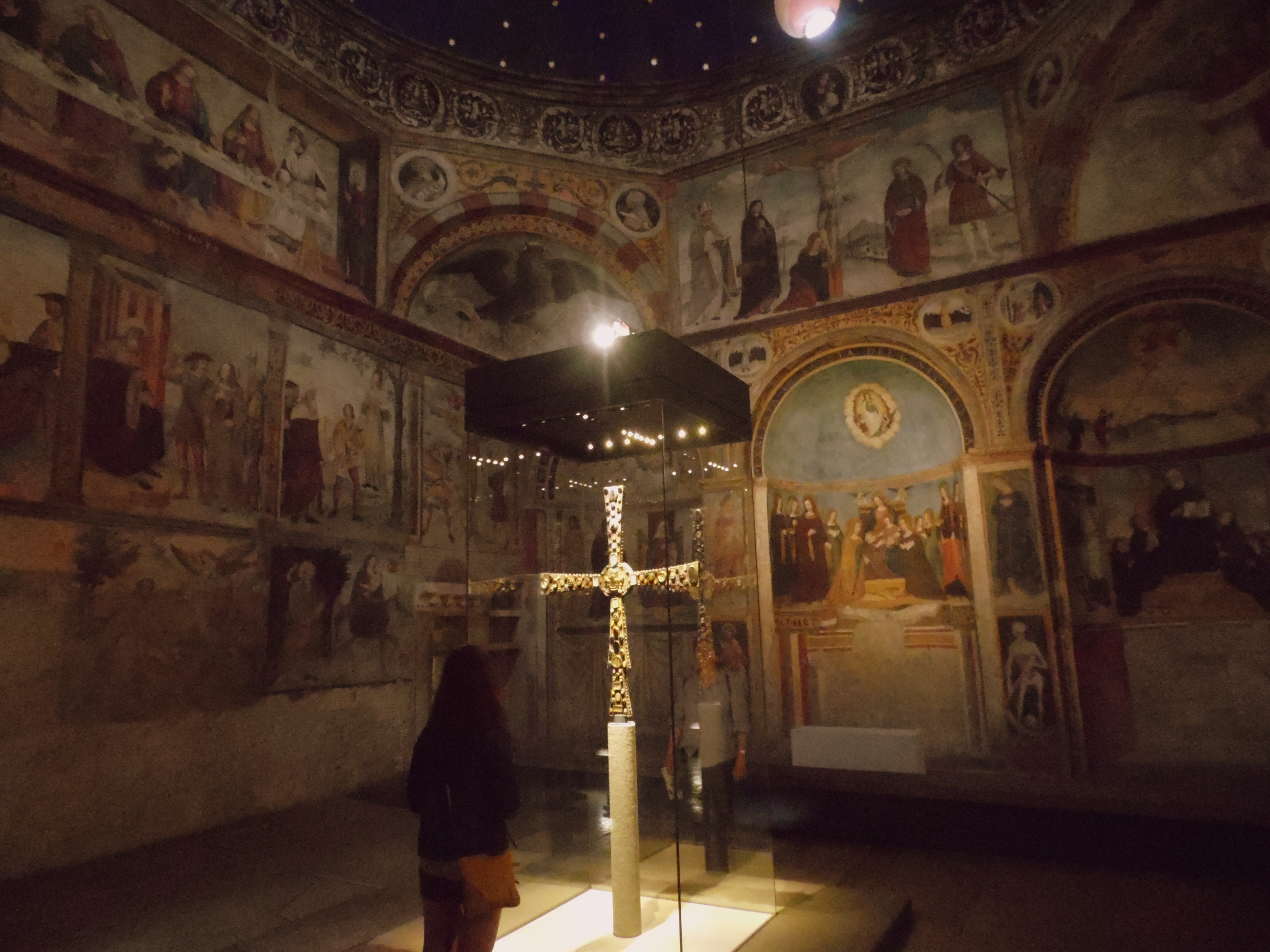 Brescia: Santa Giulia