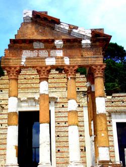 Brescia: Vespasianus Temple