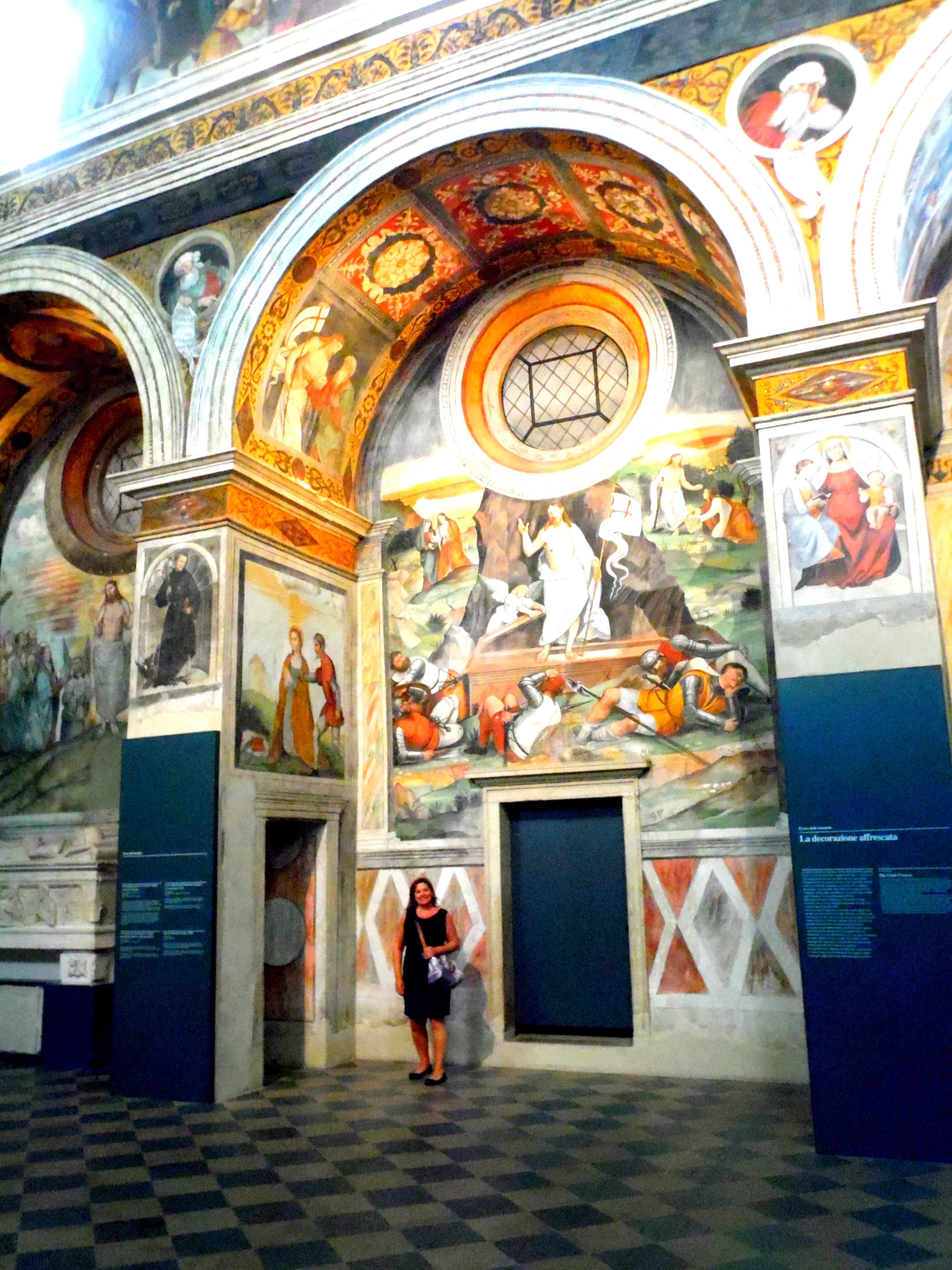 Santa Giulia in Brescia