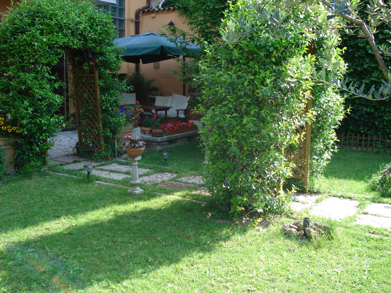 A corner in our garden