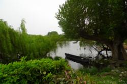 The small lake