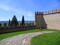 The Soave Castle