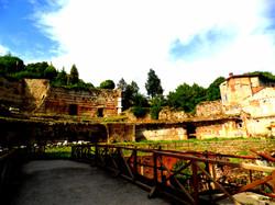 Brescia: the ancient Theatre